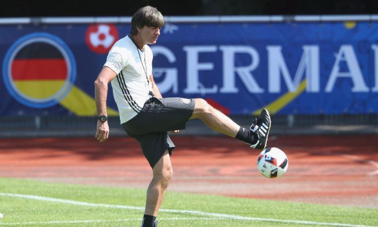 Amichevoli: Germania favorita a Wembley