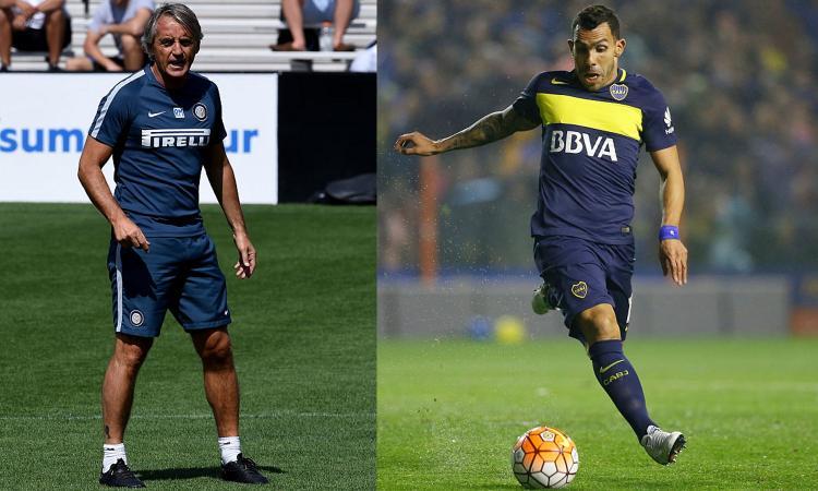 Intermania: Mancini contro Zahavi e Kia, che offre Tevez e de Boer