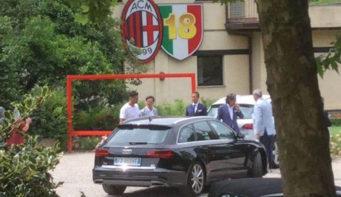Da oggi parte il mercato del Milan