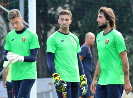 Atalanta su un portiere del Genoa per il dopo Sportiello | Mercato ...