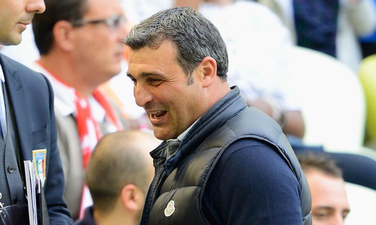 Peruzzi: 'Milinkovic sta bene alla Lazio. Var? E' come la parabola di Kafka...'