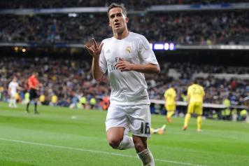 Seconda Maglia Real Madrid L. Vázquez