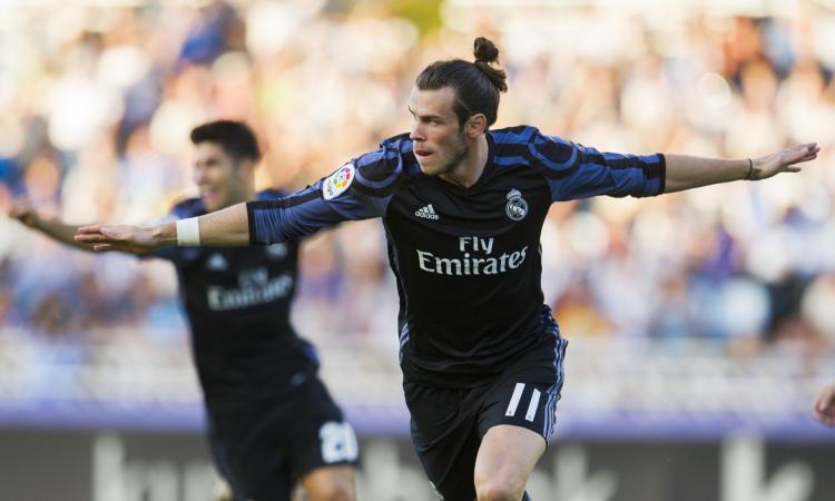 Real Madrid, Bale: un'inglese sfida il Manchester United