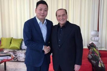 Berlusconi Li Milan Twitter