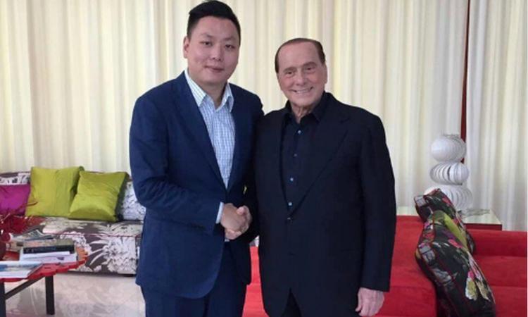 Chen Huashan prestanome: tre scatole cinesi per controllare il Milan