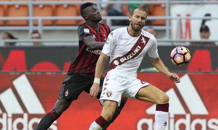 Torino: Sampdoria su De Silvestri, ma c'è un ostacolo