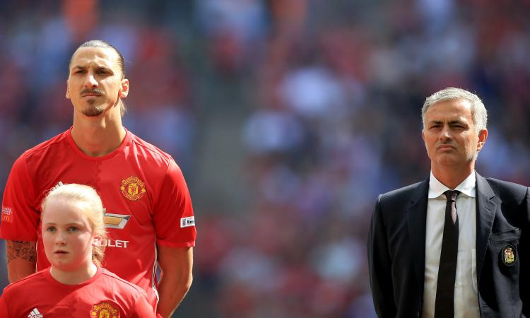 Mourinho apre al ritorno di Ibra: 'Può tornare, magari a dicembre...' VIDEO