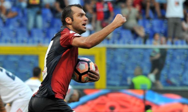 Genoa, Pandev: 'Vorrei restare, vedremo. Capisco Perin'