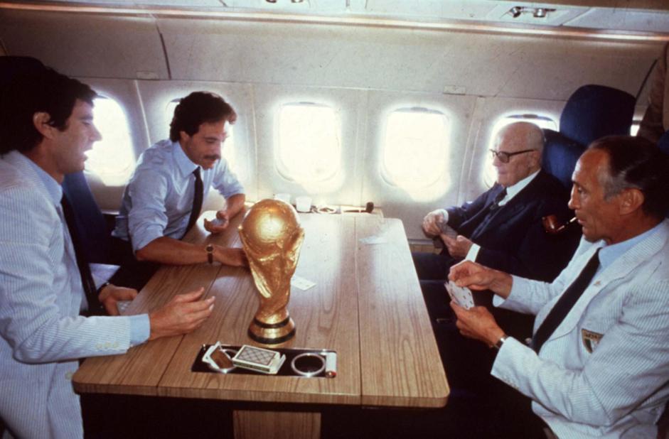 Sandro Pertini, il Presidente tifoso nell'Italia del 1982
