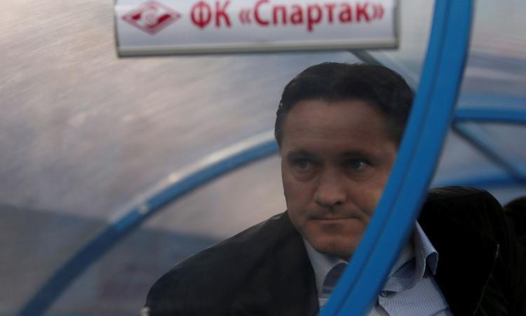 Spartak Mosca, UFFICIALE: si dimette Alenichev, al suo posto Carrera