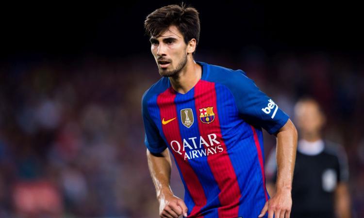 Barcellona, rifiutata un'offerta da 45 milioni di euro per Andre Gomes