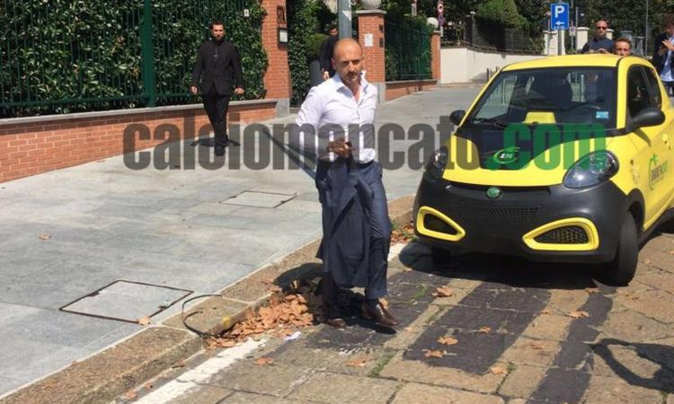 Inter: per Ausilio rinnovo anti-Milan