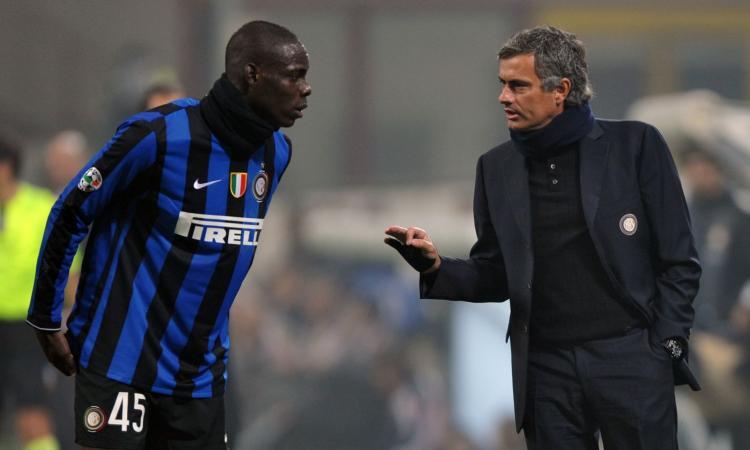 Liverpool: Balotelli senza squadra chiede aiuto a...Mourinho