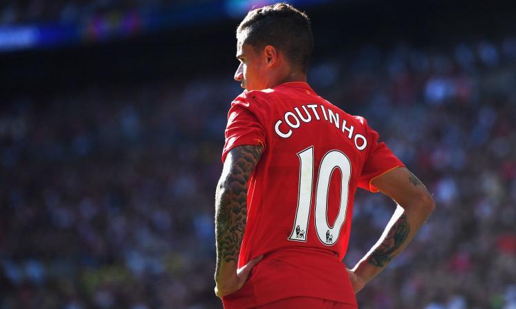 Liverpool, Coutinho vuole solo il Barcellona