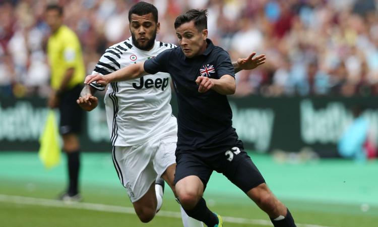 Dani Alves: 'Juventus stile Barcellona'