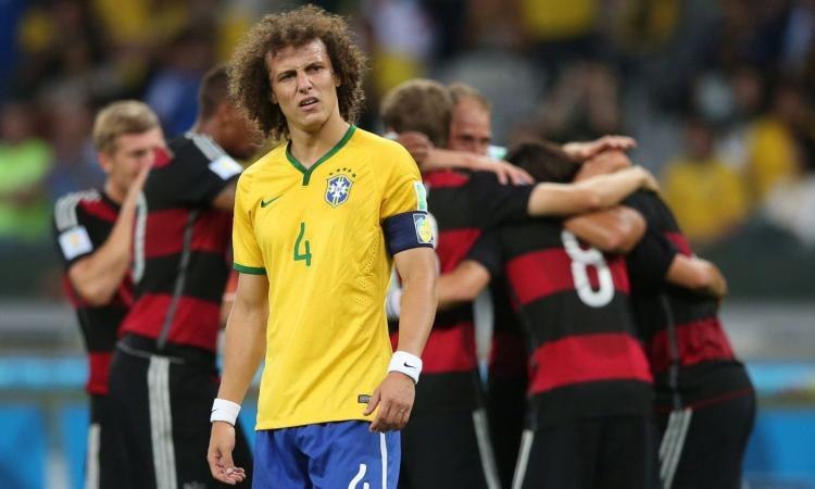 Flamengo, ecco David Luiz: 'Qui per il Mondiale con il Brasile'