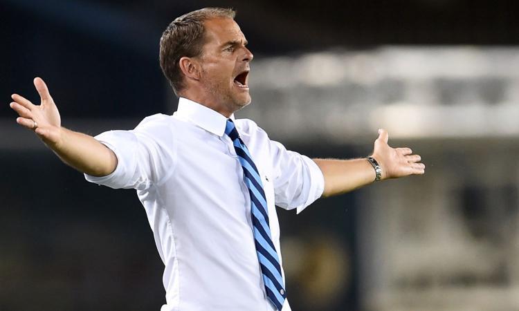 Altro attacco di de Boer: 'All'Inter comandavano gli agenti. Passavo metà del mio tempo a parlare con loro...'