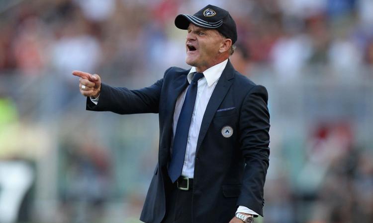 Iachini: 'Sta nascendo una nuova Udinese'