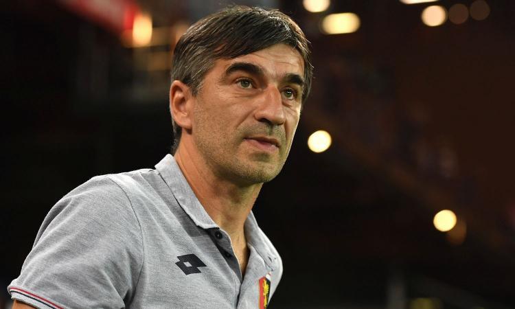 Genoa, Juric: 'Col Napoli poco turnover. Proveremo ad aggredirli'
