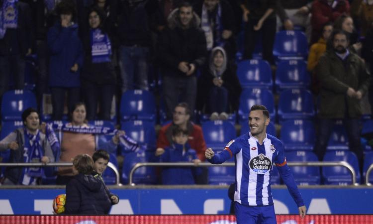 Deportivo La Coruna, UFFICIALE: ecco Lucas Perez dall'Arsenal