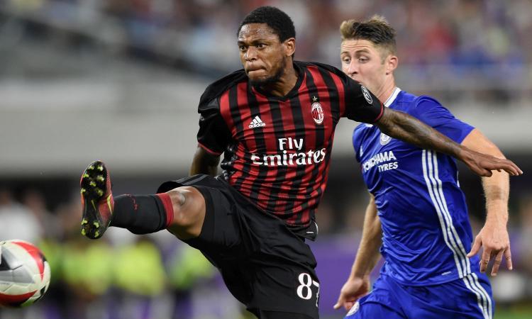 Dg della Dinamo Kiev a Casa Milan: no per Luiz Adriano, che resta in uscita
