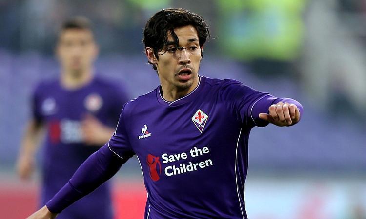 Fiorentina, Mati Fernandez in uscita