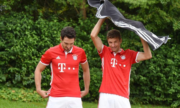 Bayern, Muller: 'Ancelotti parla tanto. Sulle differenze con Guardiola...' VIDEO