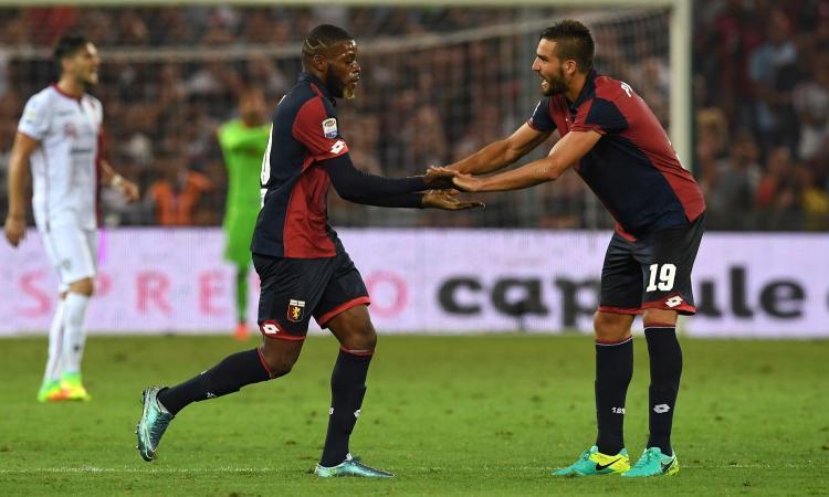 Genoa, nove mesi dopo Ntcham ricorda il gol-salvezza contro il Bologna