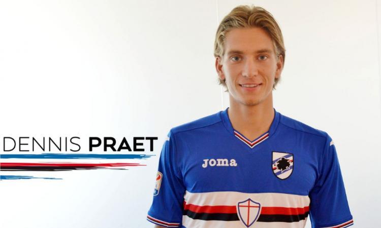 Sampdoria, il Newcastle alza la posta per Praet: 19 milioni