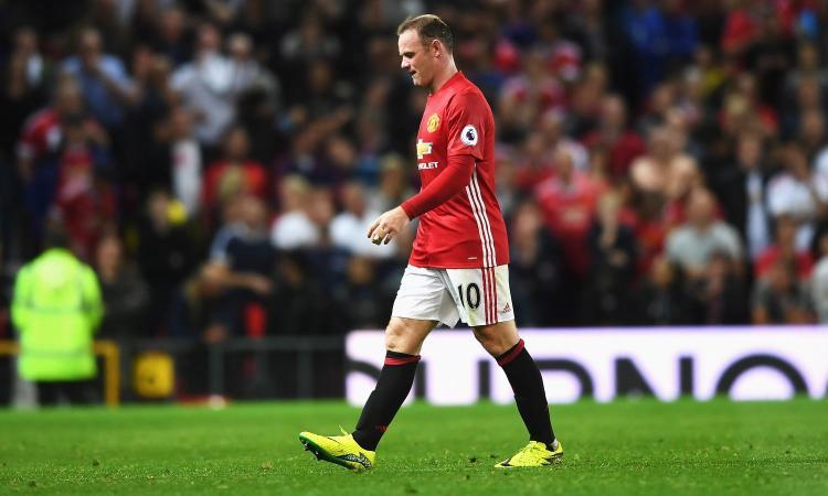 Manchester United, un problema chiamato Wayne Rooney