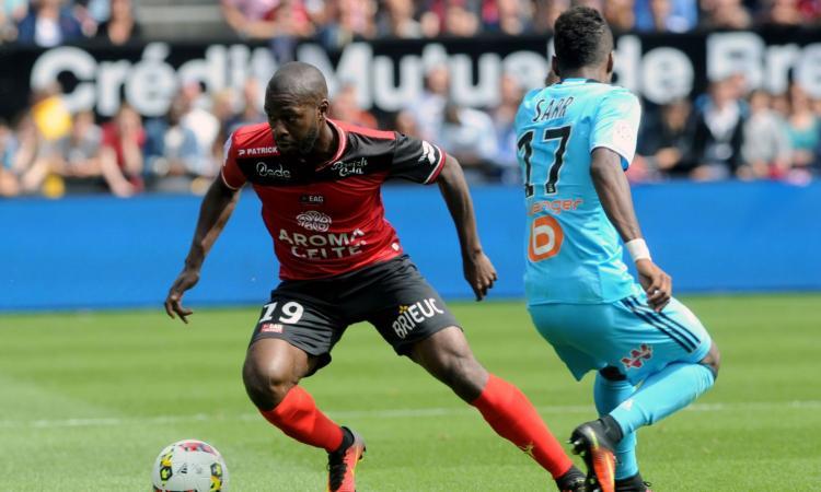 Guingamp, UFFICIALE: Salibur in trattativa col Saint-Etienne