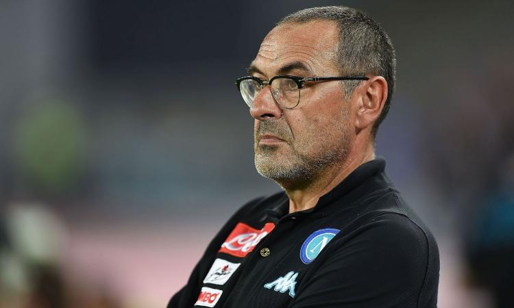 Napoli, Sarri chiama all'attenzione: 'Nizza squadra pericolosa, possono metterci in difficoltà' VIDEO