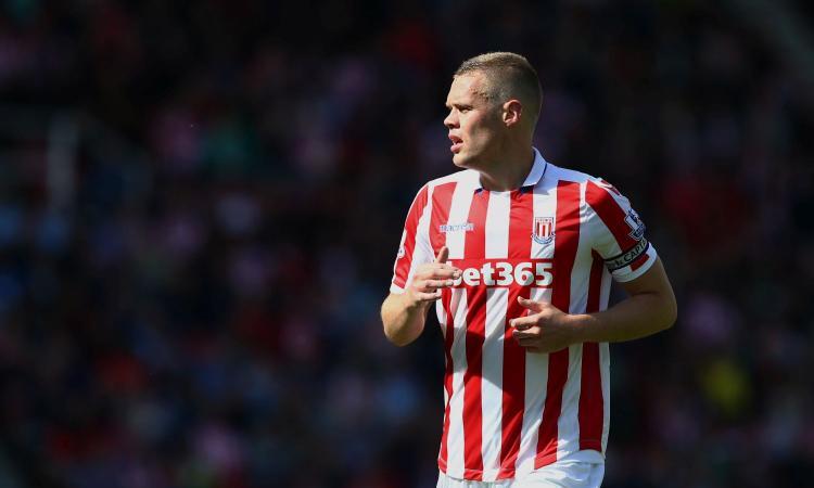 Stoke City, un giocatore rinnova