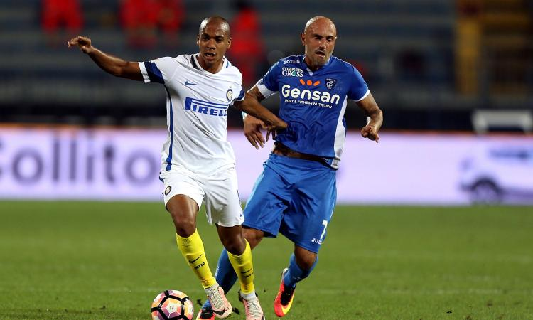 Inter-Empoli big match della Serie A VIDEO