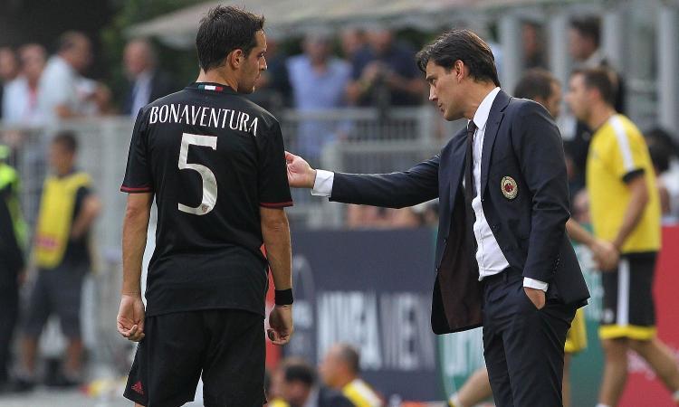 Milan, risentimento muscolare per Bonaventura: le ultime