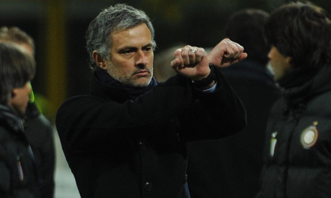Mou: Juve, sei ancora indietro rispetto ai top club europei