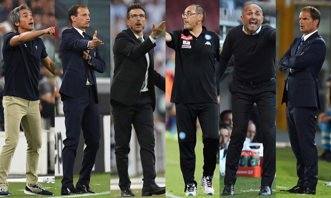 """L'Italia apre ad un possibile """"Valzer"""" degli allenatori"""