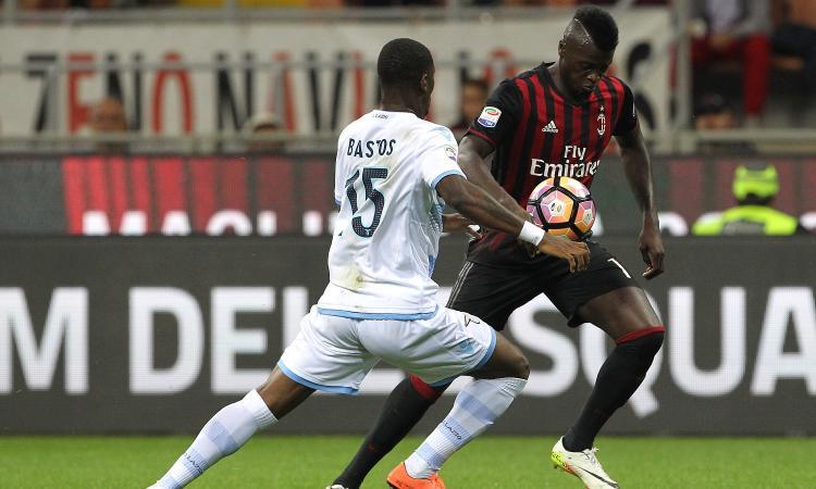Lazio, idea Niang per sostituire Keita: Lotito ci pensa
