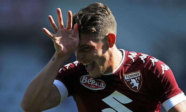 Torino-Pisa 4-0: il tabellino