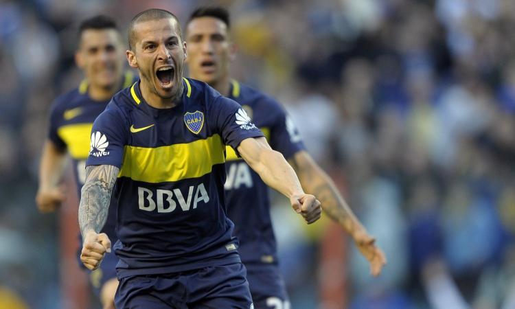 Boca: Benedetto maledetto per il Palmeiras VIDEO