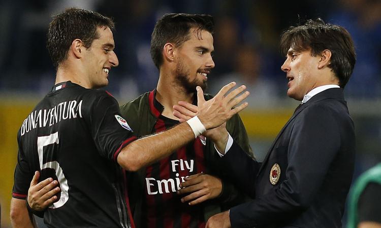 Montella come Djokovic: ecco il segreto del nuovo Milan
