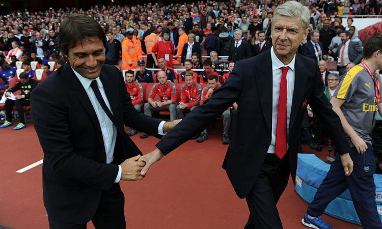 Chelsea-Arsenal, Conte: 'Fabregas segni pure col c**o, speriamo di finire in 11...' VIDEO