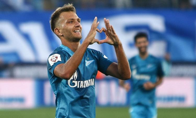 Fiorentina, contatti con lo Zenit per Criscito