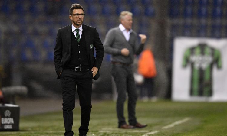 Sassuolo, Di Francesco: 'Milan? Ho sempre pensato di restare'