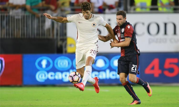 Roma, Fazio: 'La vittoria sul Napoli farà la differenza a fine stagione'