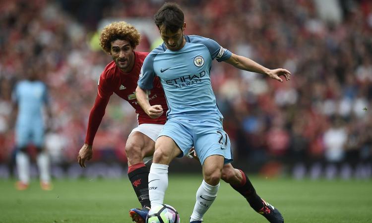 Manchester City: David Silva tratta con il Las Palmas