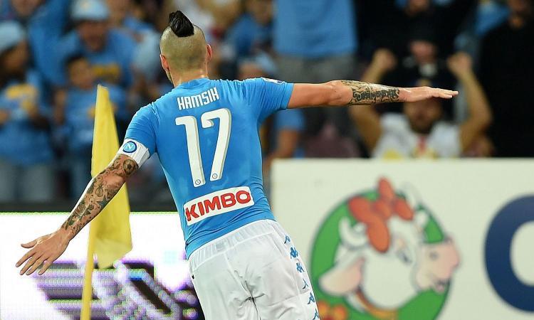 Juve, quando Del Piero segnalò Hamsik: 'Dobbiamo prendere quello lì...'