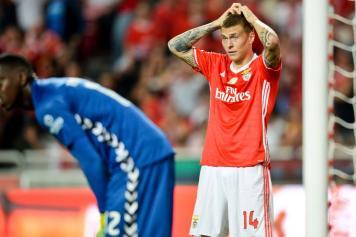 Lindelof Benfica