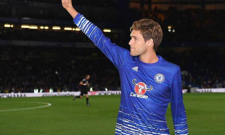 Chelsea, Marcos Alonso spiega l'addio di Conte