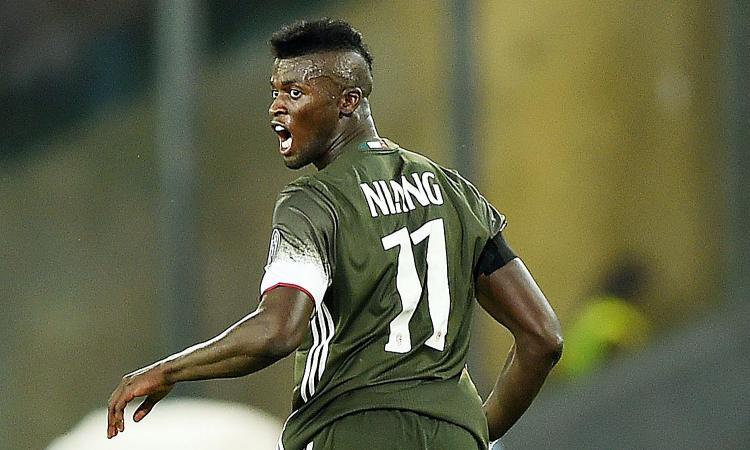 Milan, è il giorno di Niang al Torino